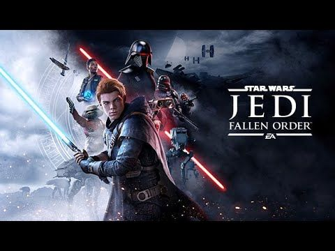 Star Wars Fallen Order Parte 1 Os Jedis Acabaram Star Wars Jedi Star Wars Novas Aventuras