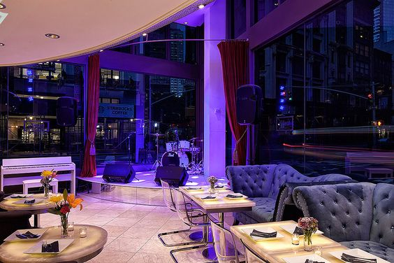 Toshis Living Room Has Become The Quintessential Meeting Place For Great Food Inventive Drinks And Some Of Best Live Music New York City