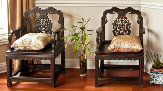 Imperial Palace Chairs