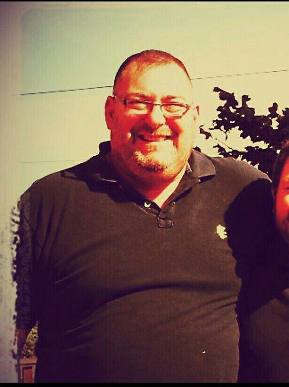 My true hero and love of my life  my husband Pete xxx