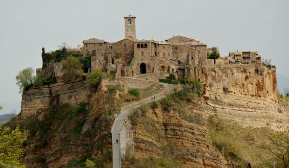 Civita, Italy | Hither and Thither