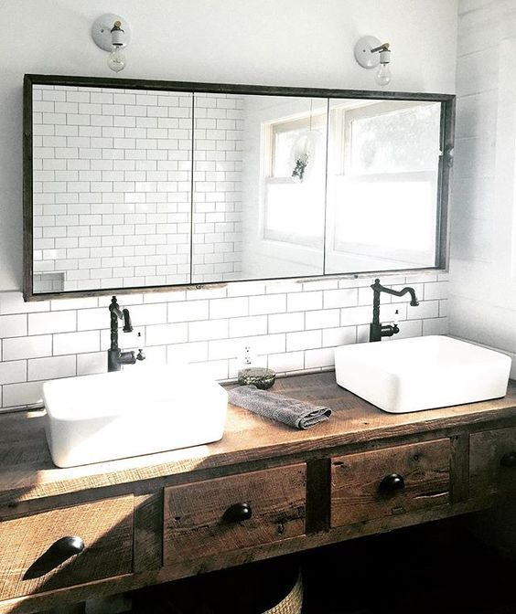 15 Stunning Farmhouse Toilet Design And Decor Concepts You Will Go Loopy For Industrial Style Bathroom Bathroom Styling Rustic Bathrooms