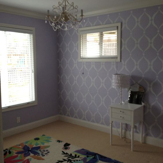 Baby girls room... making progress! Can't wait for it to be finished :)