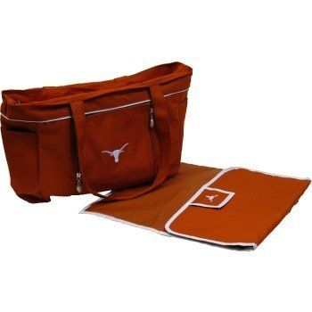 Texas Longhorns Diaper Bag ,