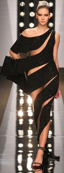 I think this is really cool. No way to wear it, but if I wanted to look sexy this is what I would go for.