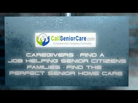FOR CAREGIVERS caregiver jobs, expert answers, video resume - resume for caregivers