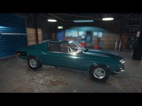 Car Mechanic Simulator 2018 Restoration Of The Salem Spectre Fastback Car Mechanic Car Mechanic