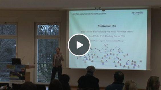 Motivation 2.0 – Social Media Week Hamburg » Wie bringt man Mitarbeiter zur stärkeren Mitarbeit in sozialen Net ...