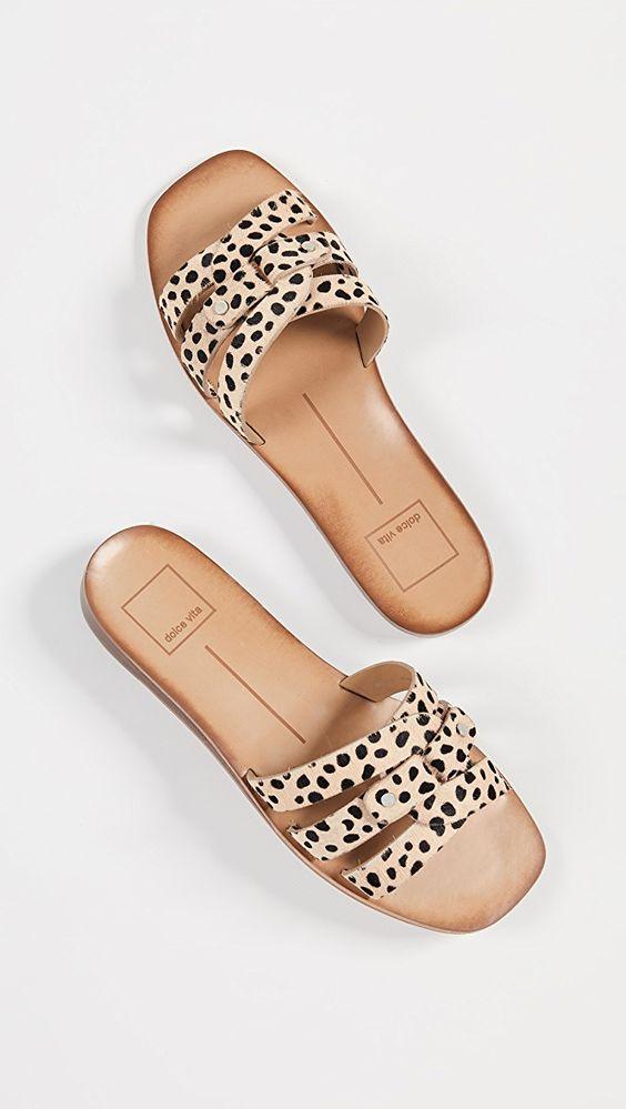 Surprisingly Cute Summer Flat Sandals