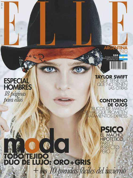 17 Best images about Elle Argentina | Bilbao and Argentina