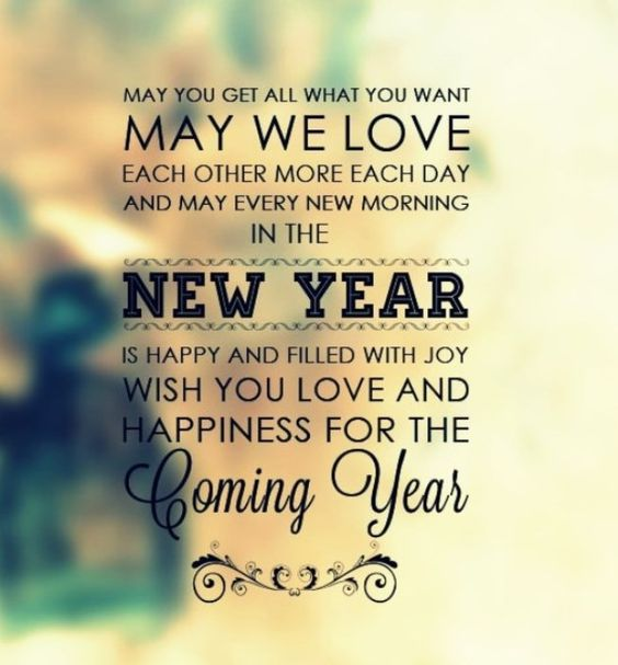 110 Inspirational New Year Wishes Messages And Greetings 2020 Happy New Year Greetings New Year Wishes Quotes Quotes About New Year