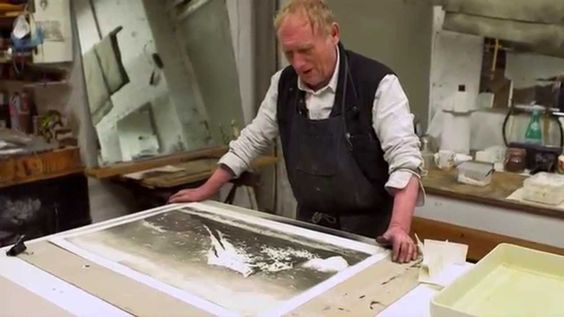 2/2 Norman Ackroyd - What Do Artists Do All Day ?