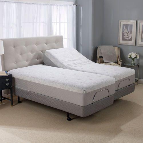 Adjustable Beds Mattress And Foam Mattress On Pinterest