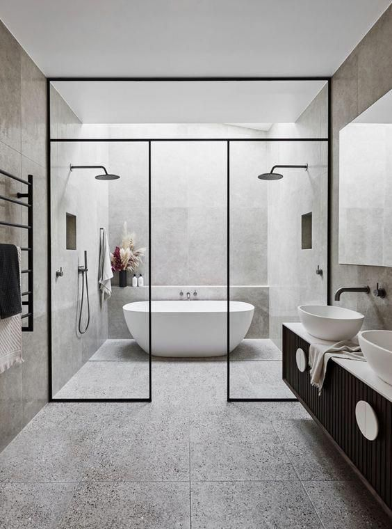 Find The Best Bathroom Ideas Designs Inspiration To Match Your Style Browse Through Images Elegant Bathroom Master Bathroom Design Bathroom Interior Design