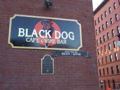 Black Dog Coffee Shop St Paul MN