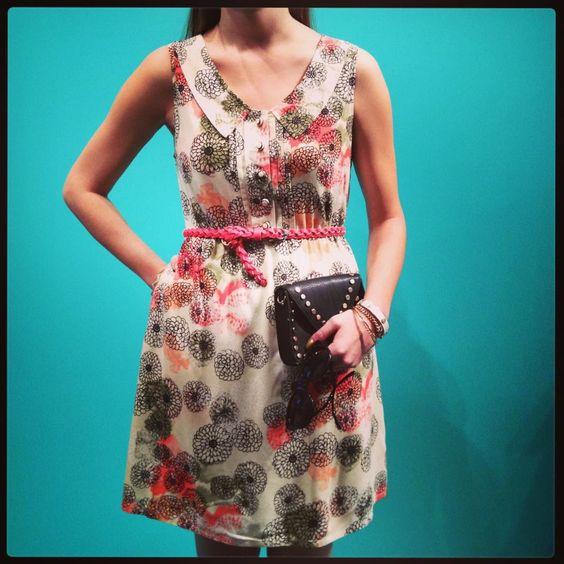 New Arrivals - Flower Box Dress xoxo