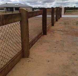 Dog Fence Ideas For Backyard