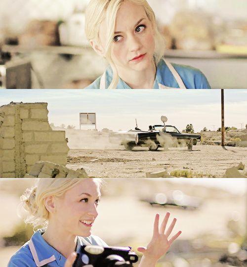 Emily Kinney-bulletproof picasso