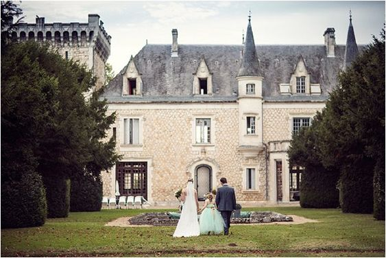 Wedding at Chateau de la Couronne | Image by PhotoStories, see more http://goo.gl/cYcYJd