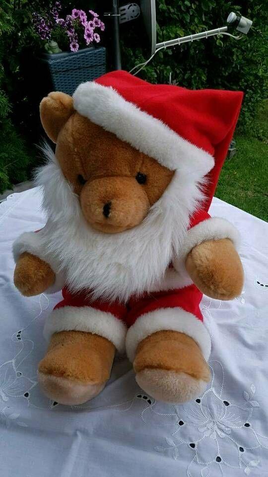 Neuwertige Stoff Teddybar In Hessen Hainburg Mit Bildern Stoffe