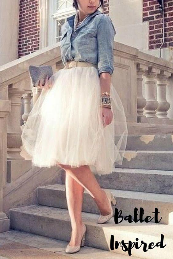 Como usar a tendência ballet inspired - Além do Look do Dia