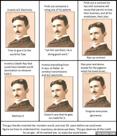 Essay on nikola tesla!! what should i write about and what are some good websites?