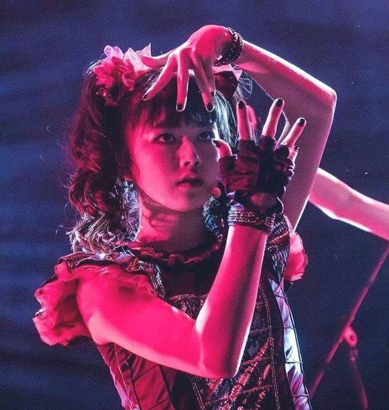 """""""♡ Yuimetal ♡  ·  ♥ #Babymetal #SakuraGakuin..."""