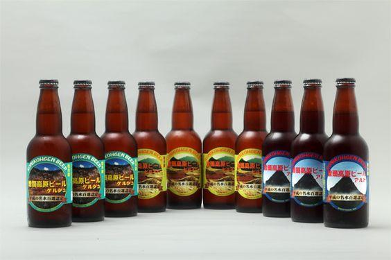 【雄大な自然の中で生まれた地ビール☆年末のギフトにも】(奈良のお取り寄せ)
