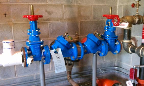 Plumbing, Heating, and Cooling – First Class Mechanical » Commercial/Industrial