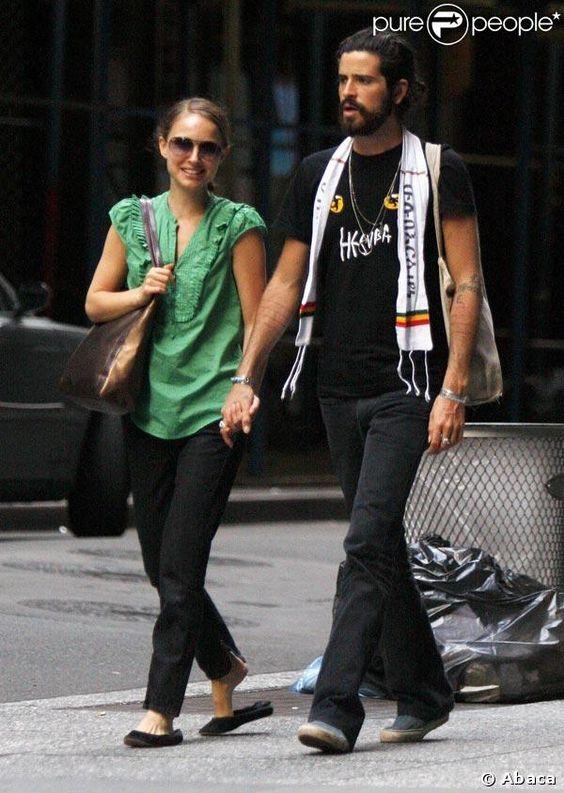 Natalie Portman et Devendra Banhart