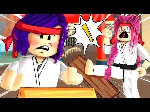 Itsfunneh Simulators Roblox The Strongest Player In Roblox Karate Chop Simulator Youtube In 2020 Roblox Karate Social Media Video