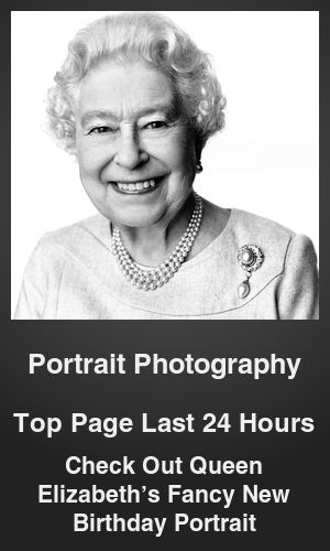 Top Portrait Photography link on telezkope.com. With a score of 2931. --- Check Out Queen Elizabeth's Fancy New Birthday Portrait. --- #portraitphotographyontelezkope --- Brought to you by telezkope.com - socially ranked goodness