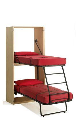 Vertical Bunk Bed