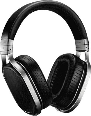 OPPO PM-1 Planar Magnetic Headphones: Don't know if the lambskin pads are a good thing, but the sound is def. as luxurious as the aesthetic.