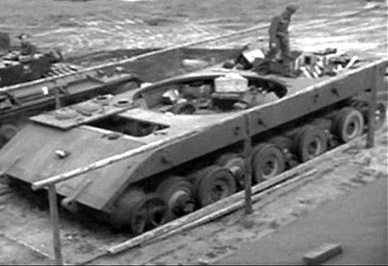 Panzerkampfwagen E100