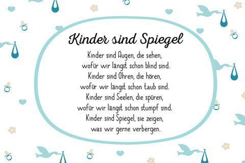 22++ Gedicht zur geburt 2 kind Sammlung