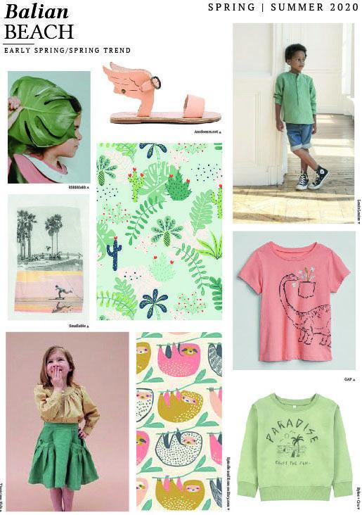 Spring Trends 2020.K I D S Spring Kids Fashion Summer Trends Summer Kids