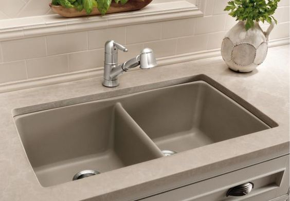 blanco blancowave 1 12 bowl 10 deep 440167 61250 kitchen sinks pinterest bowls sinks and kitchens - Kohler Waschbecken Schneidebrett