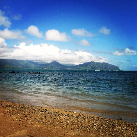 Peaceful Places In Hawaii: Hale Koa, MCBH