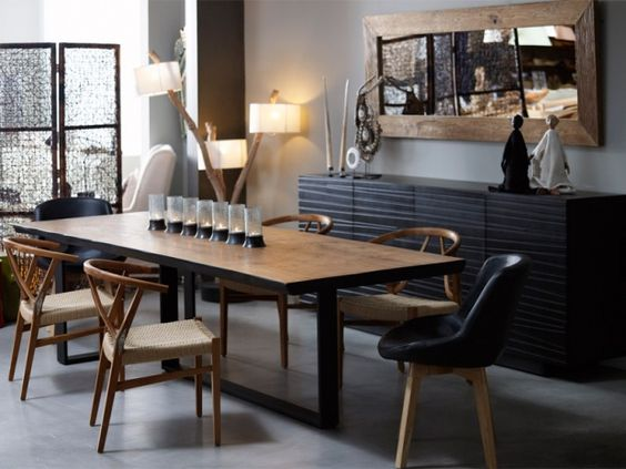 DINING TABLE IOANNIS by MIA COLLECTIONS