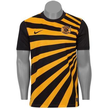 Camisa Nike Kaizer Chiefs Away 11/12 s/no �C Amarelo e Preto - http ...