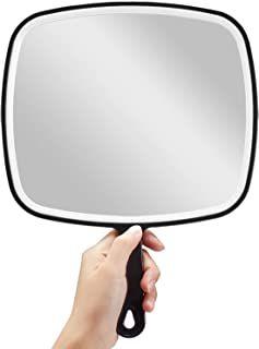 Home Haircut Kit In 2020 Handheld Mirror Hand Mirror Large Black