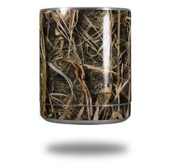 WraptorCamo Grassy Marsh Camo - Decal Style Skin Wrap fits Yeti Rambler Lowball (YETI NOT INCLUDED)