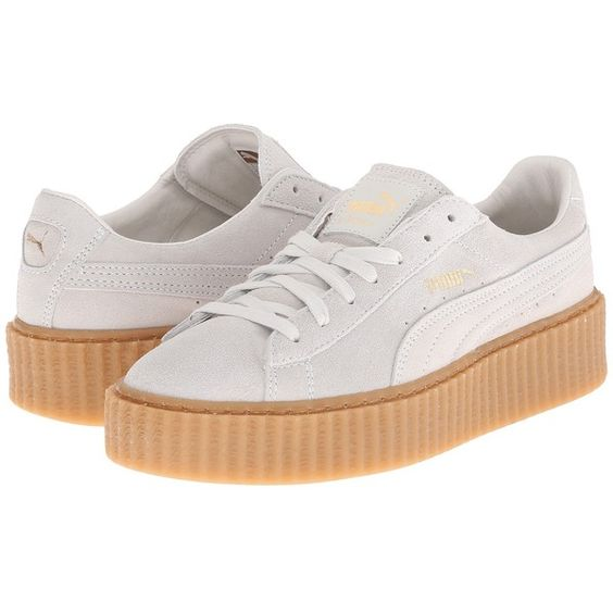 the latest df999 f3463 Puma Suede Platform White wearpointwindfarm.co.uk