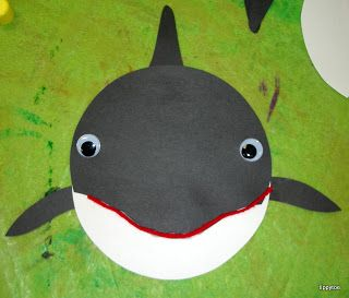Tippytoe Crafts: Killer Whales