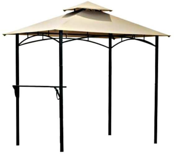 Gazebo Replacement Canopies Patio Outdoor BBQ Canopy Garden Winds Grill Shelter #Unbranded