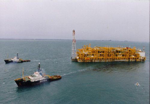 GIANT MARINE TRANSPORT - Ocean Towage