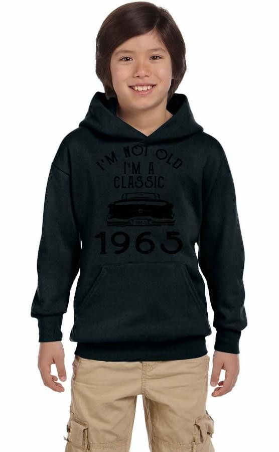 i'm not old i'm a classic 1965 Youth Hoodie