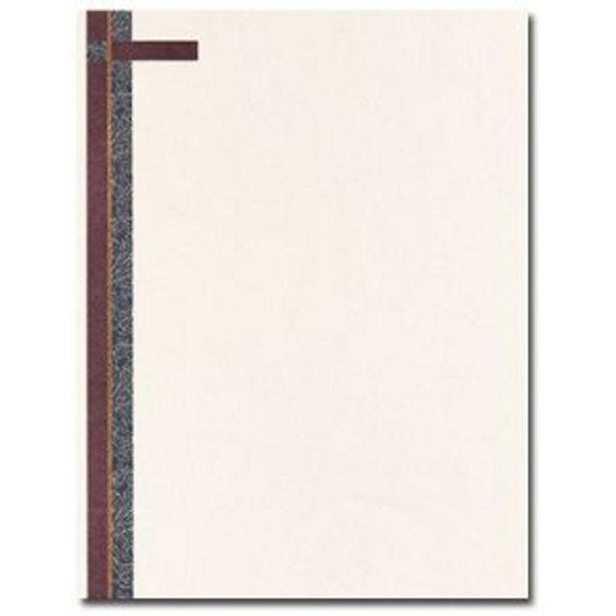 Provence Letterhead Sheets