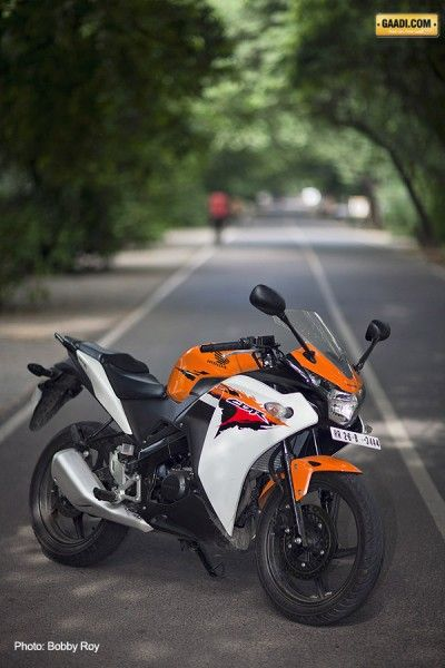 cbr 250r std colours hair